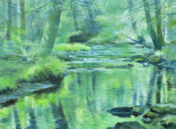 stream11 - GXL's paintings