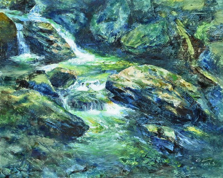 stream7 - GXL's paintings