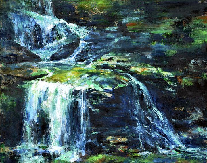 stream5 - GXL's paintings