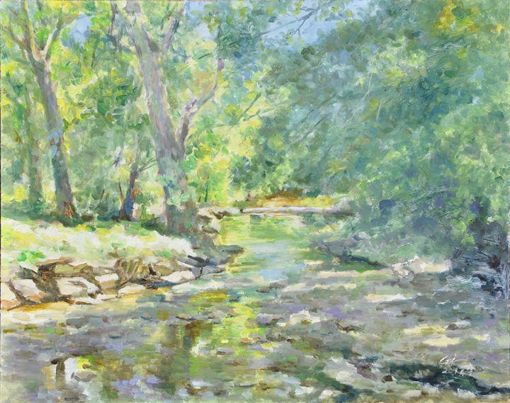 stream4 - GXL's paintings