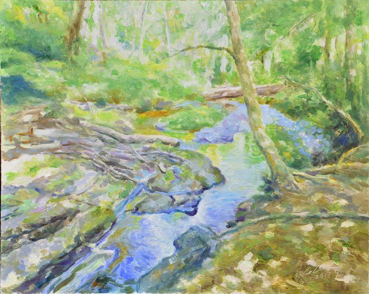 stream3 - GXL's paintings