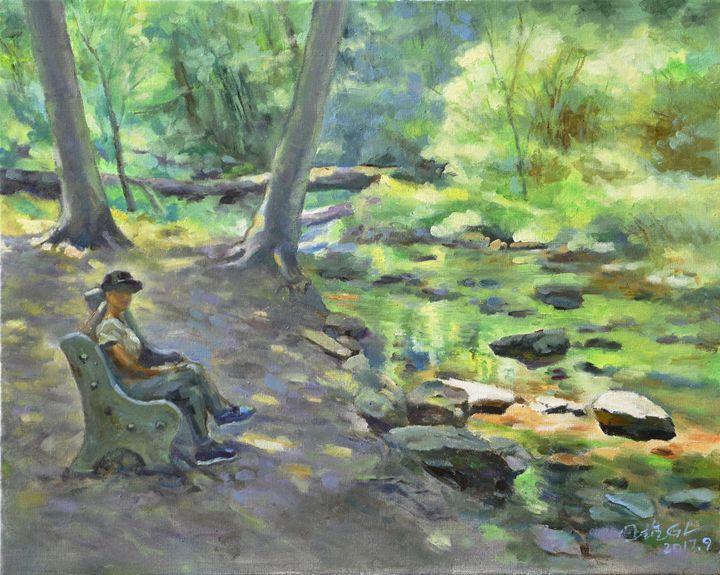 stream2 - GXL's paintings