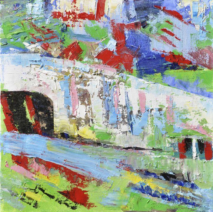 bridge1 - GXL's paintings
