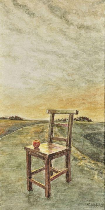 dusk - GXL's paintings