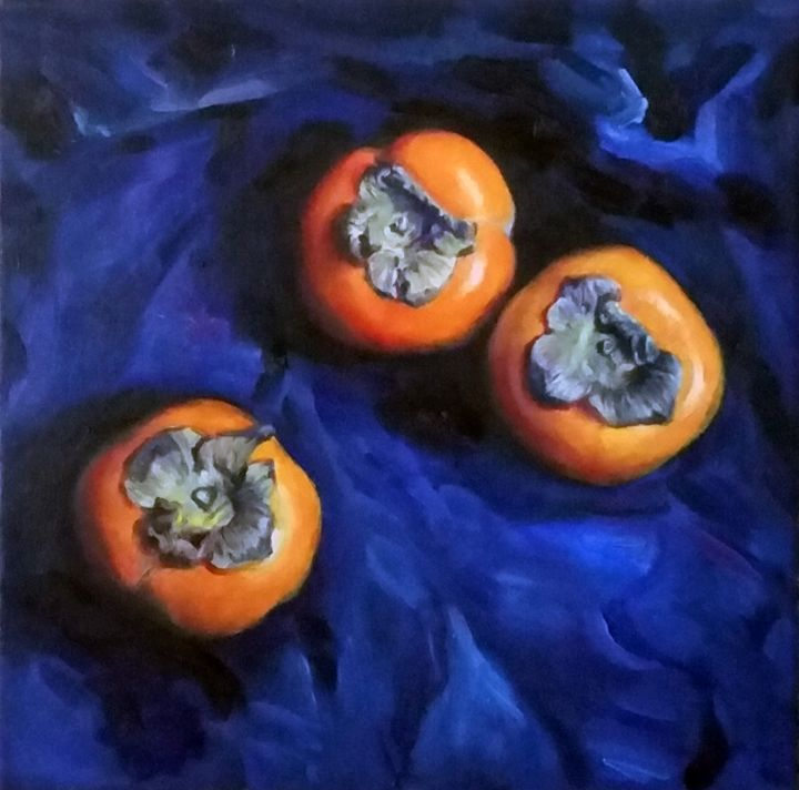 persimmon - GXL's paintings