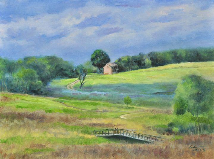 farm - GXL's paintings