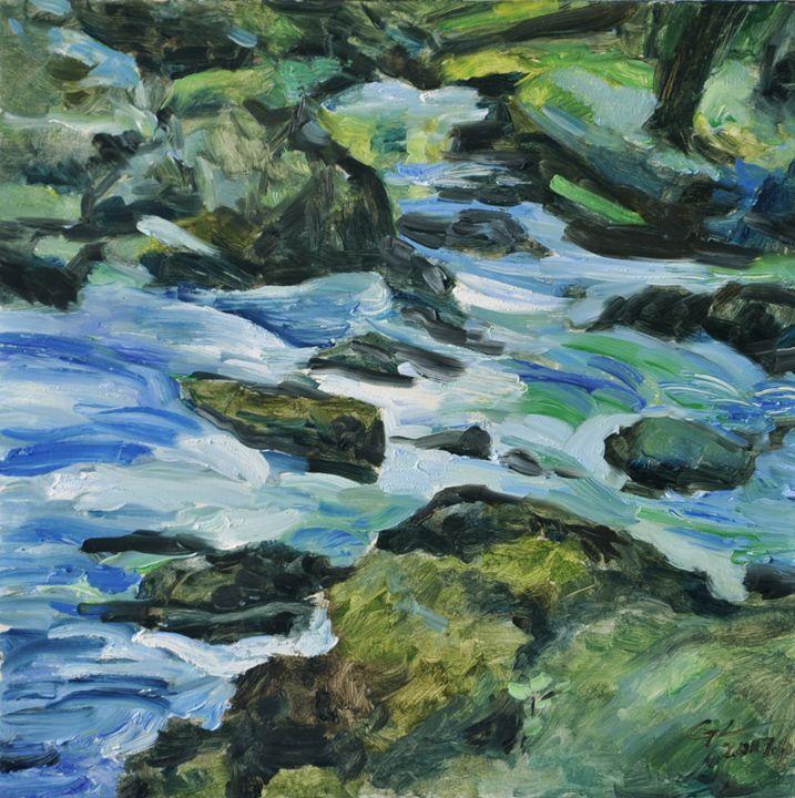 stream18 - GXL's paintings