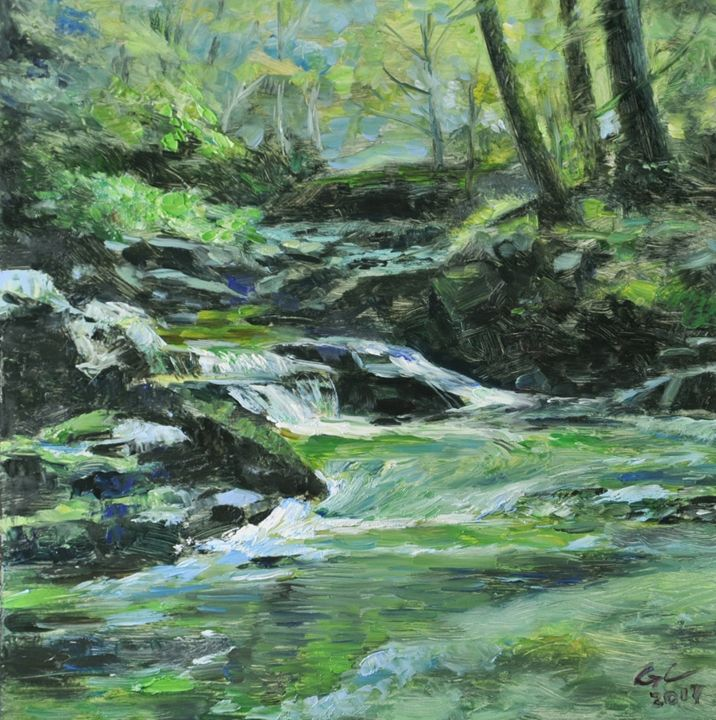 stream17 - GXL's paintings
