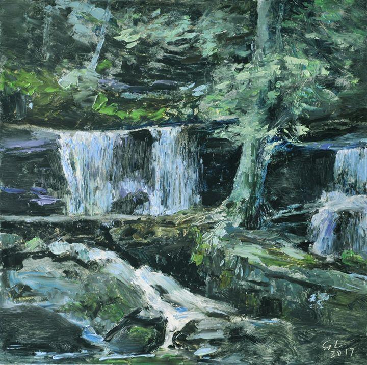 stream15 - GXL's paintings