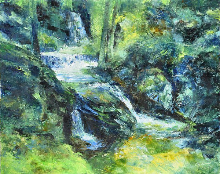 stream13 - GXL's paintings