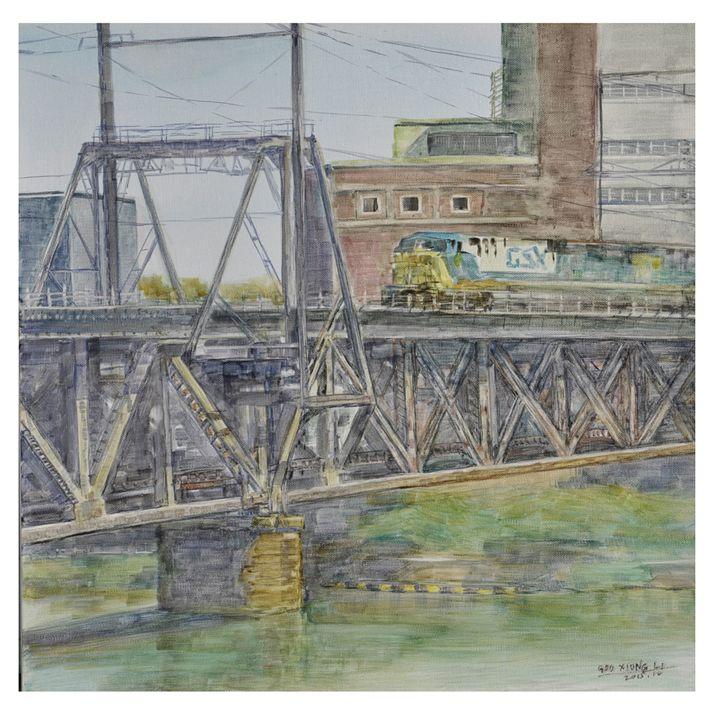 watercolor 059423 - GXL's paintings