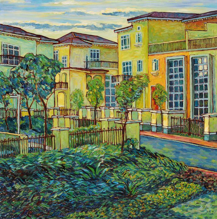 homestead 11 - GXL's paintings