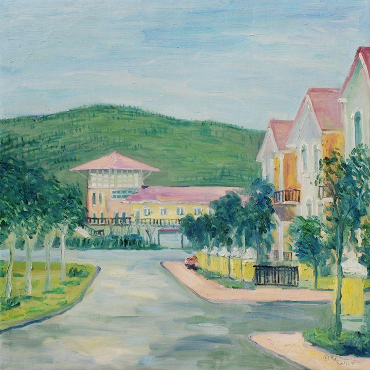 homestead  1 - GXL's paintings
