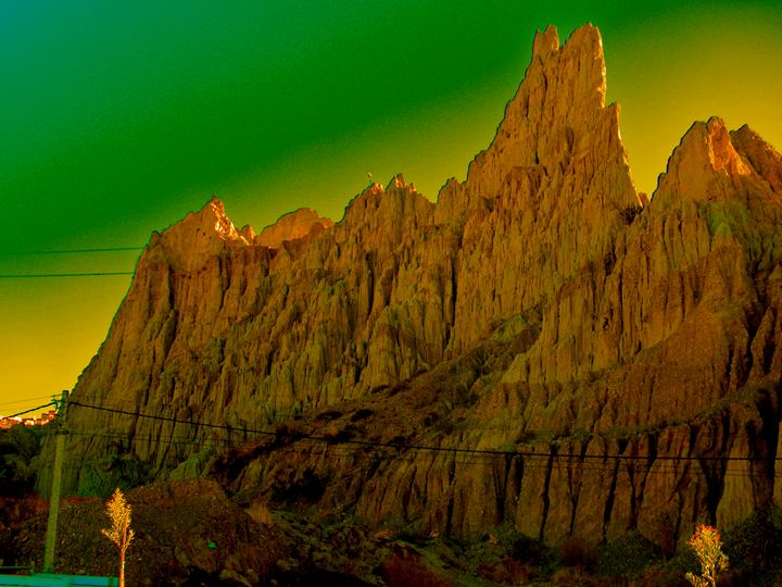 GREEN MOUNTAIN MAJESTIES - GILES ARTS