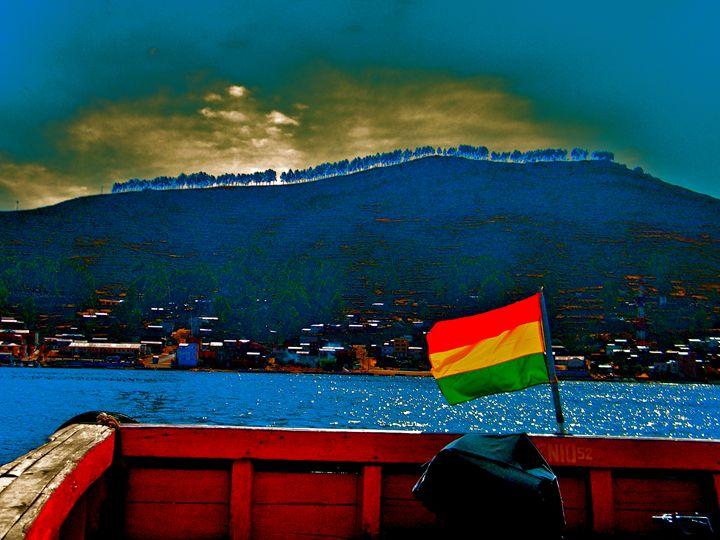COPACABANA - GILES ARTS