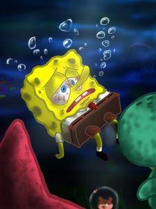 SpongeBob is Sick!