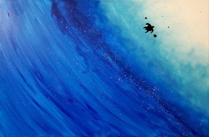 SeaBathe - Cozmiq Blu