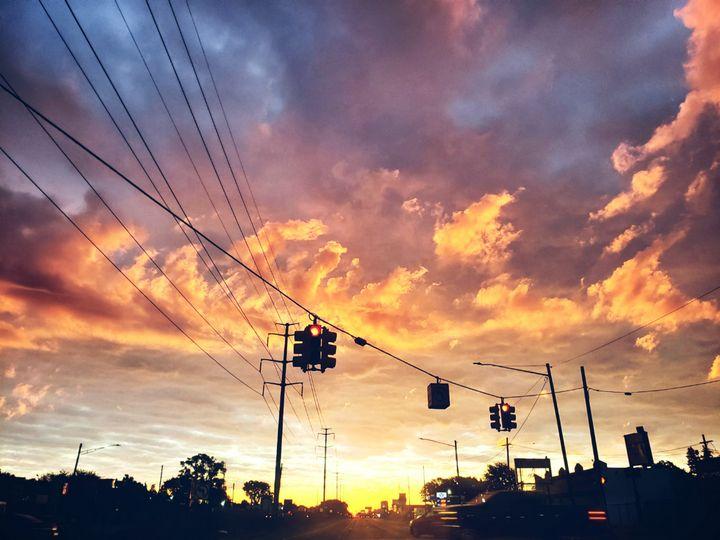 Stoplight Paradise - Cozmiq Blu