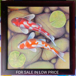Vaasthu fishes