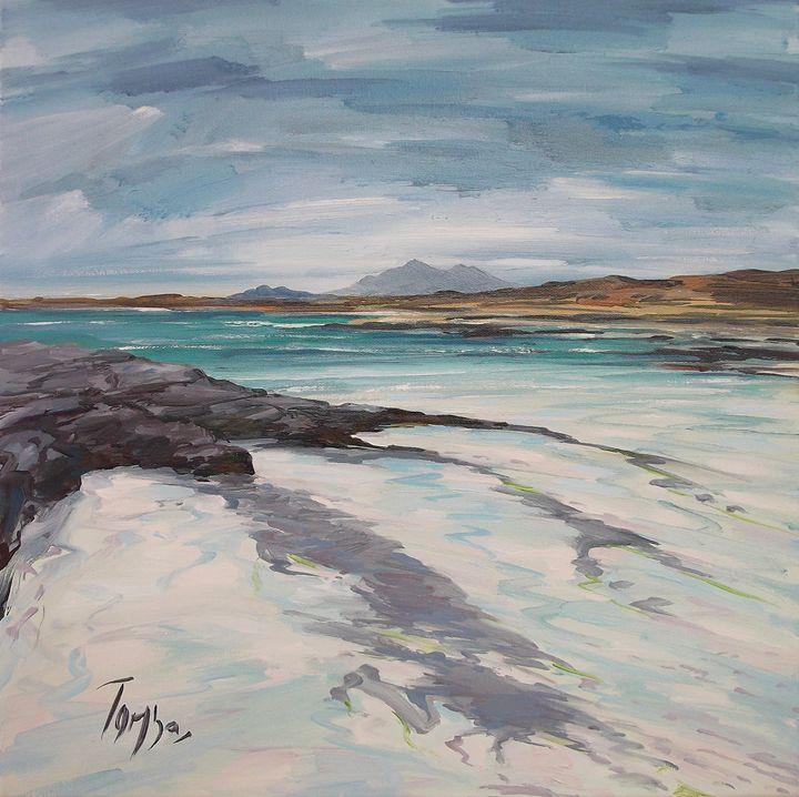 Sanna shore - Tom Barron Artist