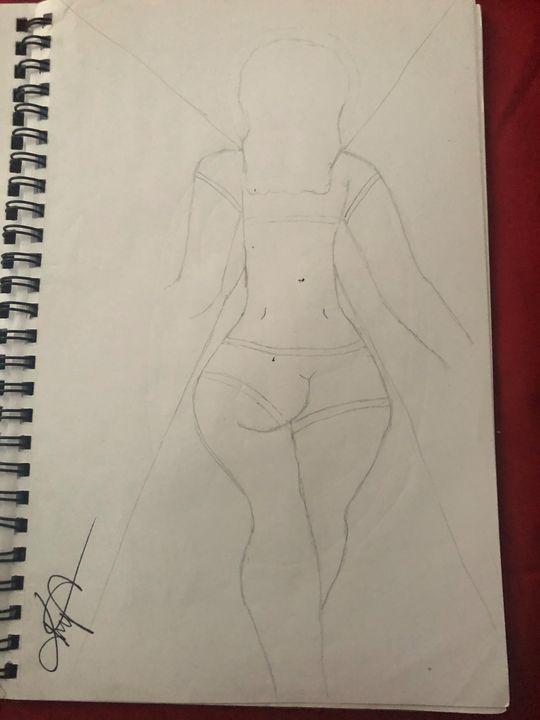 Women's body - Kyesha Washington