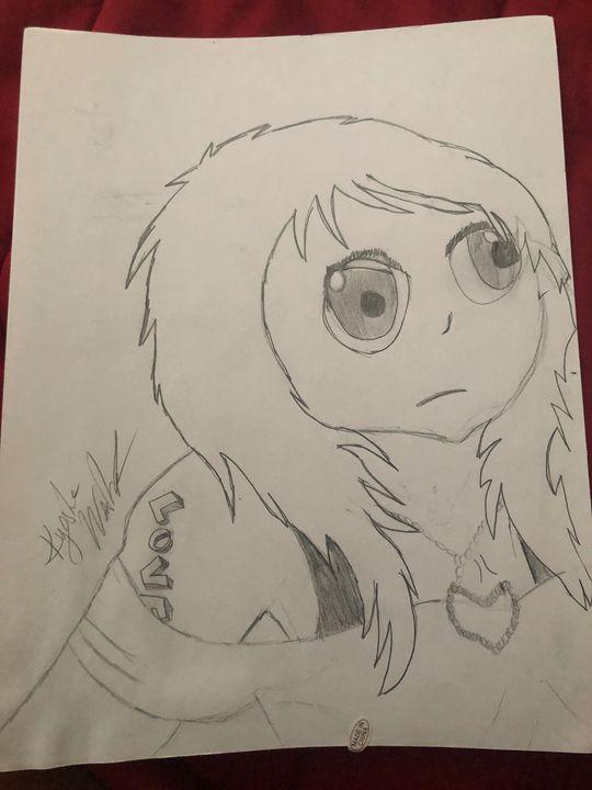 Anime - Kyesha Washington