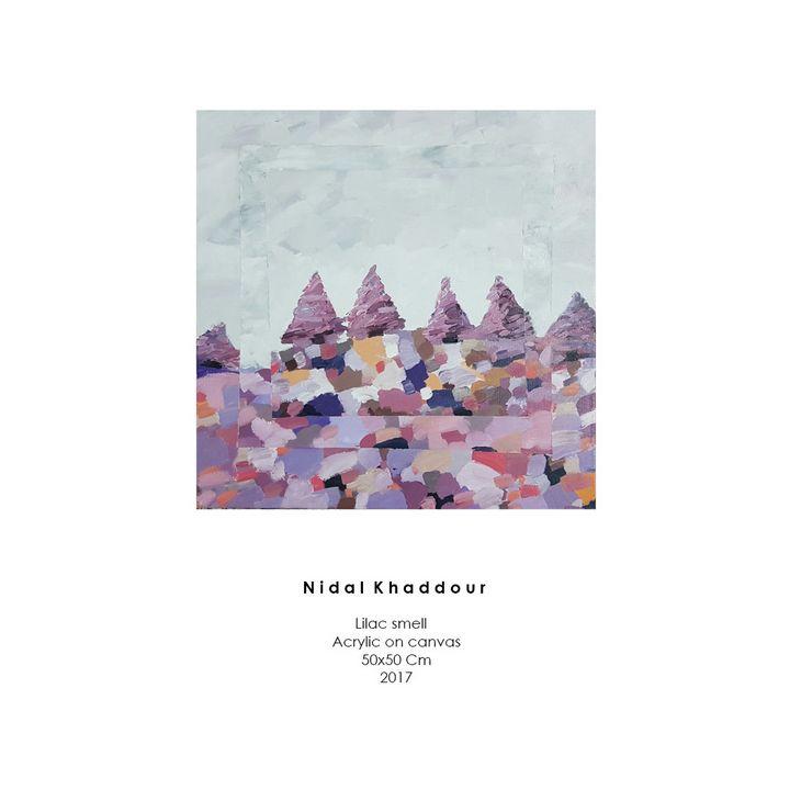 Lilac smell - Nidal Khaddour