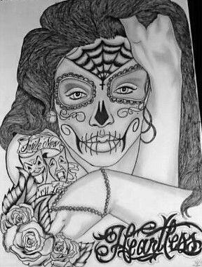 Heartless - NaNa$ Custom Art