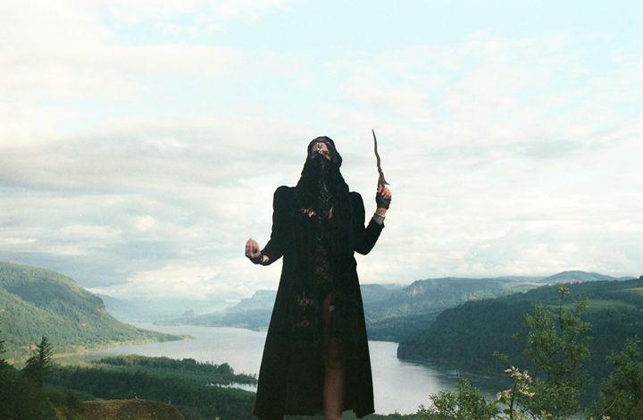 High Priestess - Haley Jensen