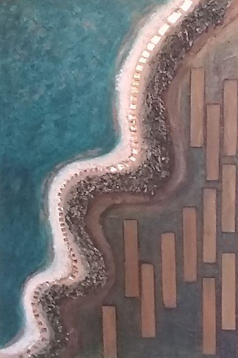 It's Elemental - Fresh Canvas by Brenda Hance