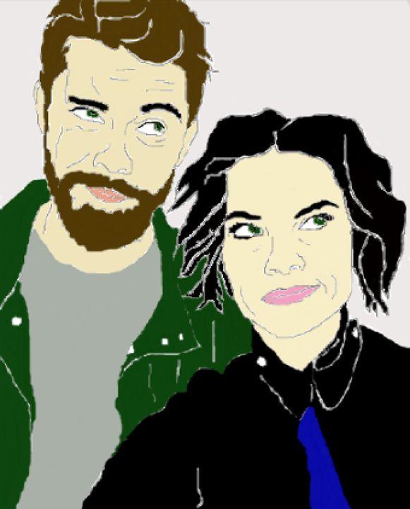 Roman and Remi - Hannah Cunningham