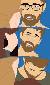Roman and Blake