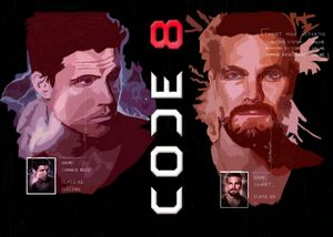 Code 8 Poster