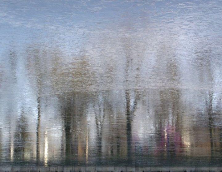 WINTER EVENING: Barth Pond Series I - Curtis H. Jones - Avalon Nature Photography