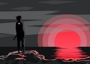 Red Eye Sasuke