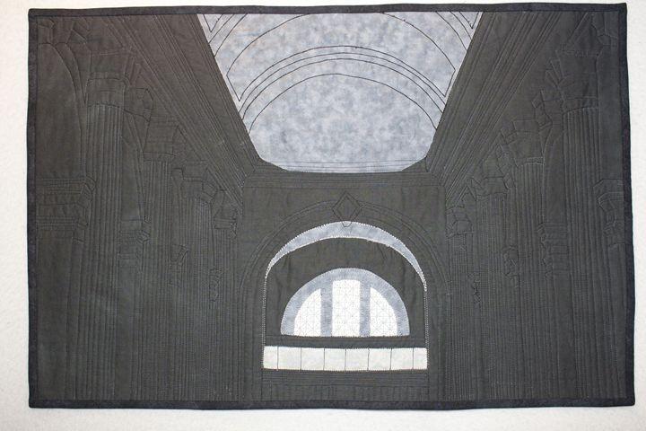 Pillars and Windows - Donna Weber Designs