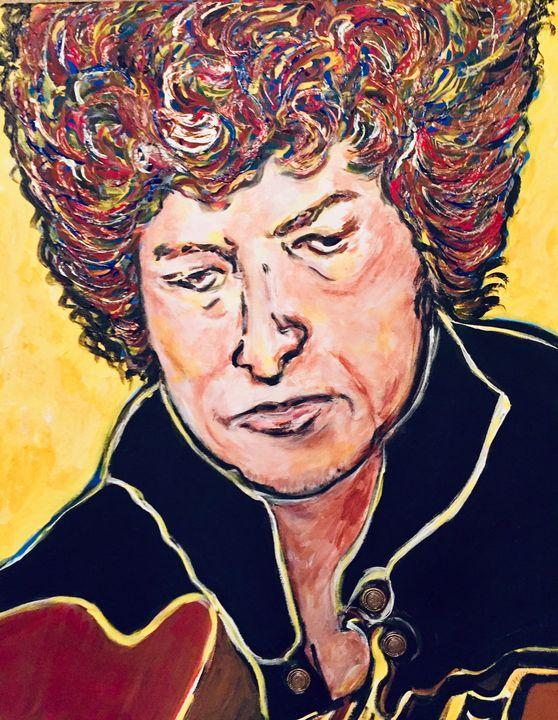 Bob Dylan - Rosemary Rocks