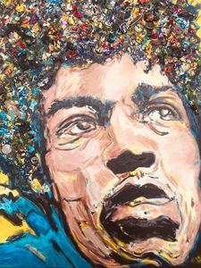 Jimi Hendrix Recycled