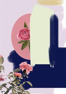 Half rose