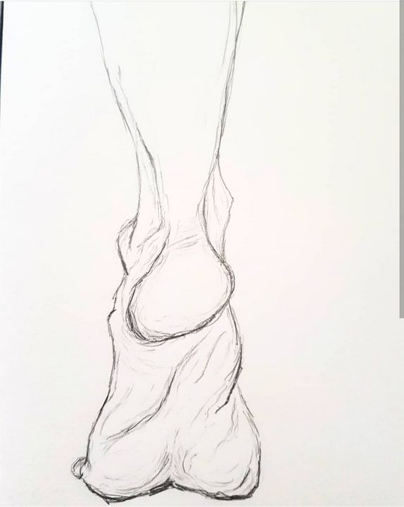 Foot - Lukas Adami Art