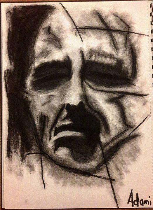 Godfather - Lukas Adami Art