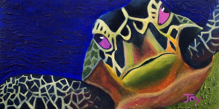 Tilly Turtle - Helen Joy