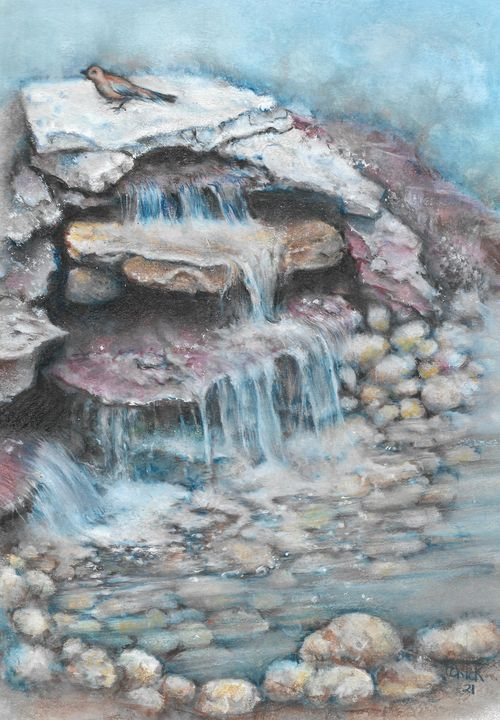 Wellspring of Life - Chick Artistic Creations