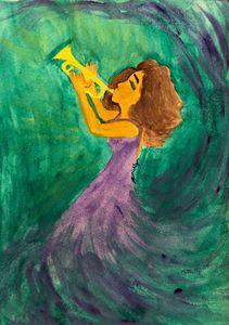 La Trompeta Hermosa