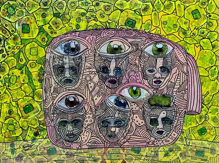 Seven heads - Pavel Kuragin