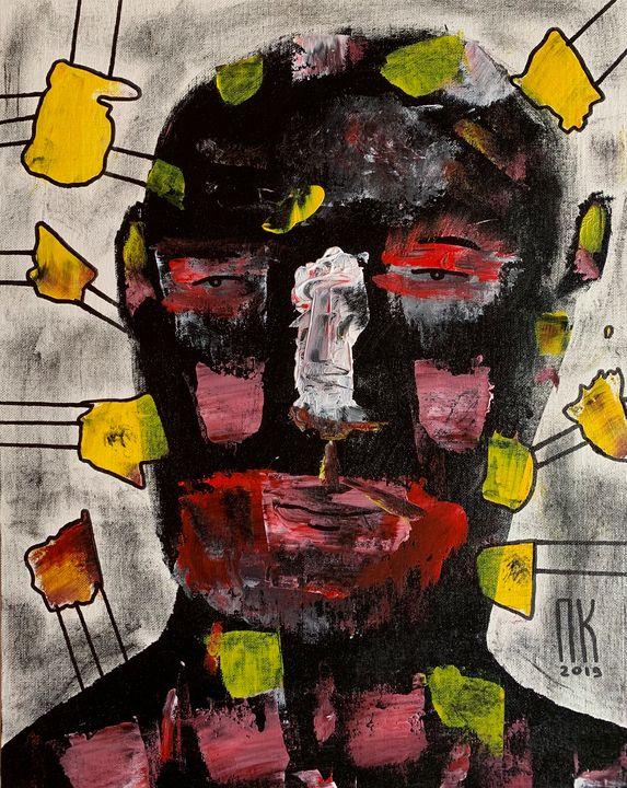Literary portrait - Pavel Kuragin