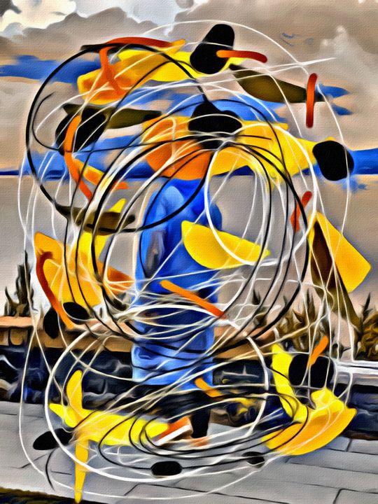 Abstract story 13 - Pavel Kuragin