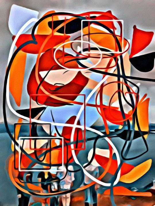 Abstract story 2 - Pavel Kuragin