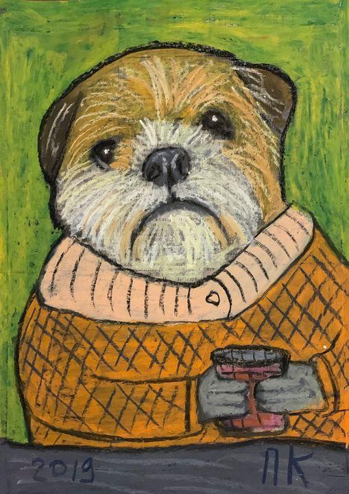 Drinking dog #84 - Pavel Kuragin
