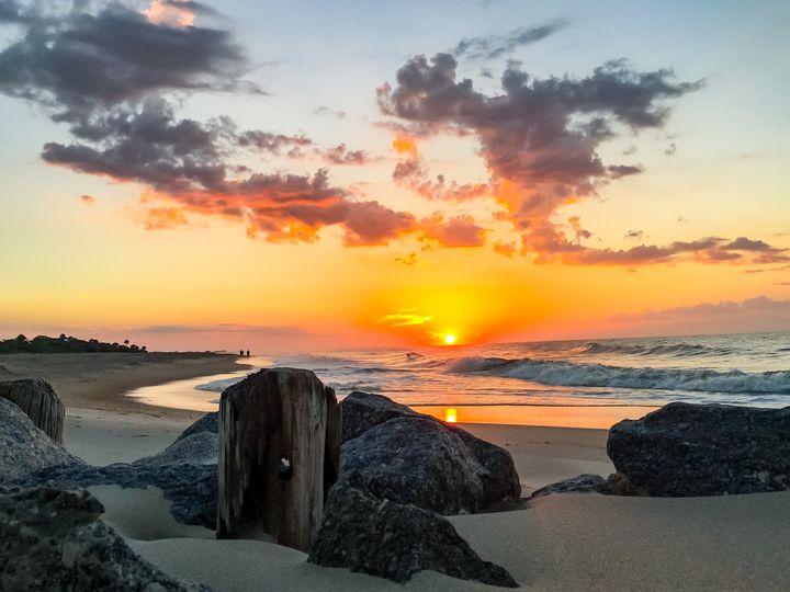 Edisto Sunrise - Ehren Photography